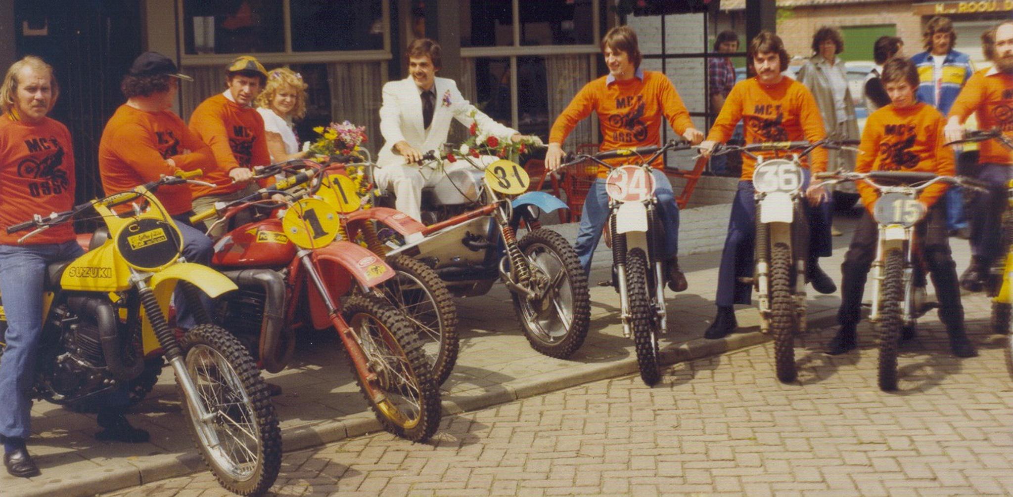Motorclub-Oss-geschiedenis